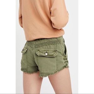 Free People Shorts - GREAT EXPECTATIONS SHORTS